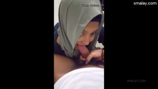 Malay girl blowjob for bf